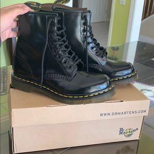 Black Dr Martens 1460 Boots